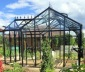 Large Aluminium Orangery 342 - Valley Roof, Box Section