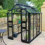 Eden Birdlip Greenhouse - Black