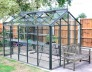 Robinsons Royale Greenhouse - Powder Coated