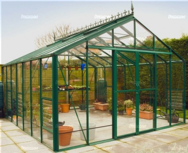 Robinsons Regal Greenhouse - Powder Coated