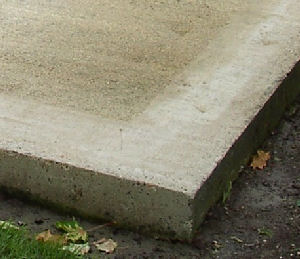 Shed base preparation and other information