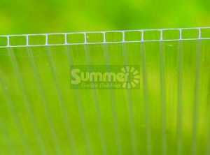 Extra polycarbonate sheets