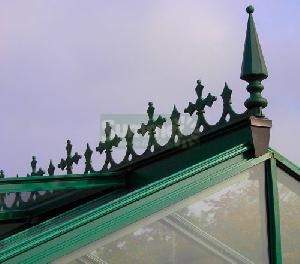 GREENHOUSES xx - Ridge crests and finials