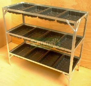 Seed tray frames