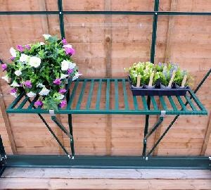 GREENHOUSES xx - Slatted staging