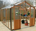 Alton Evolution Eight - Hybrid Cedar Greenhouse