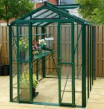 Robinsons Regatta Greenhouse - Powder Coated