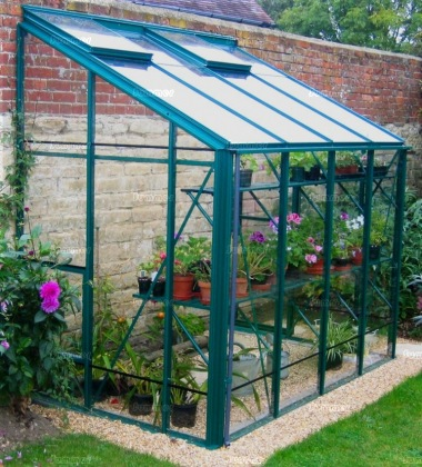 Robinsons 5ft Lean to Greenhouse