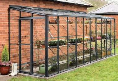 Robinsons 6ft Lean to Greenhouse